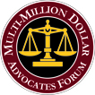 Multi-Million Dollar Advocate logo