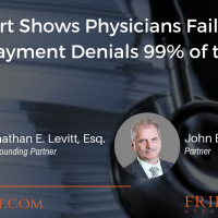 OIG Report Shows Physicians Fail to Appeal Payment Denials 99% of the Time