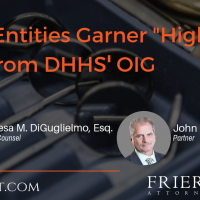 "Dental Entities Garner ""High-Risk"" Status from DHHS' OIG"