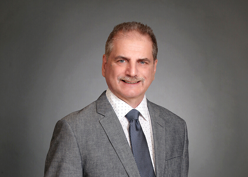 John E. Morrone headshot