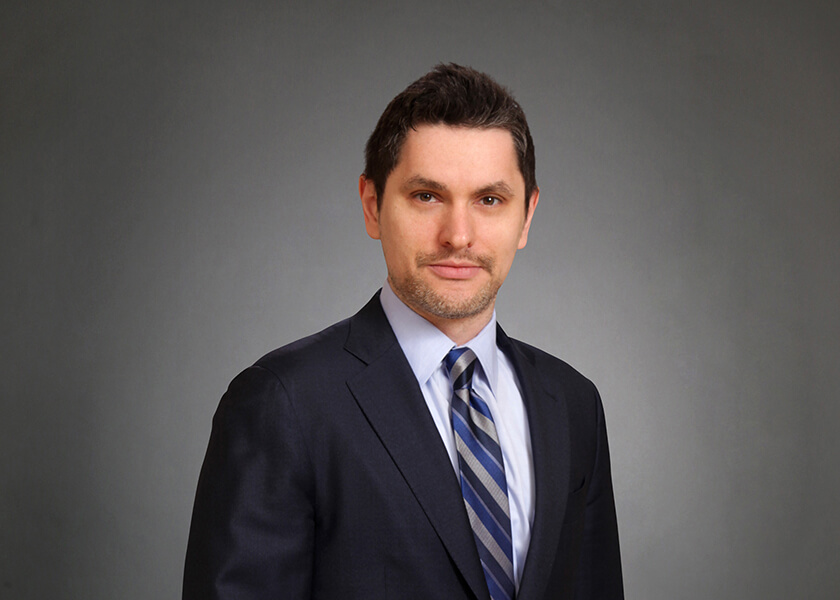 Jason N. Silberberg headshot