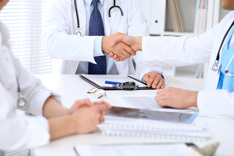 Medical Practice Mergers and Super Groups