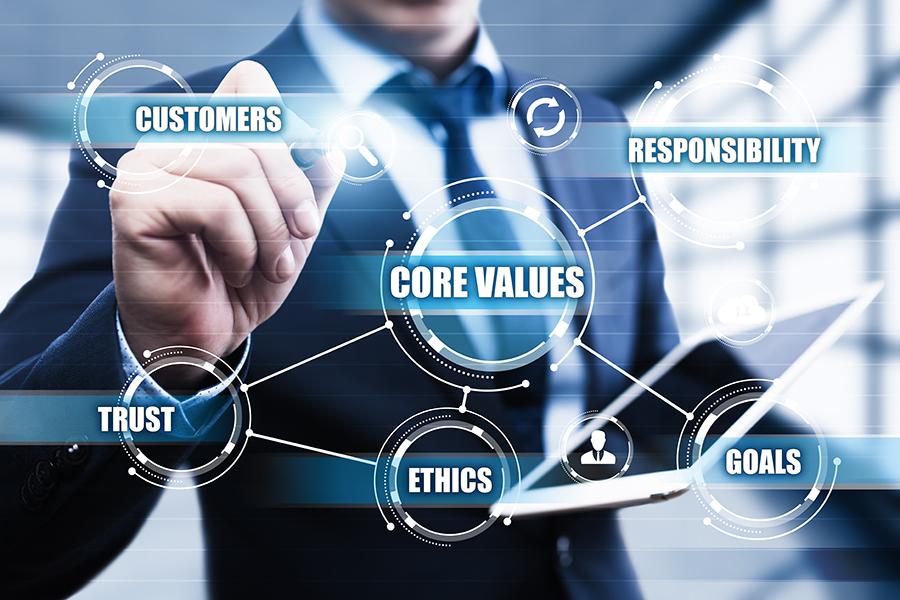Frier Levitt core values and team values