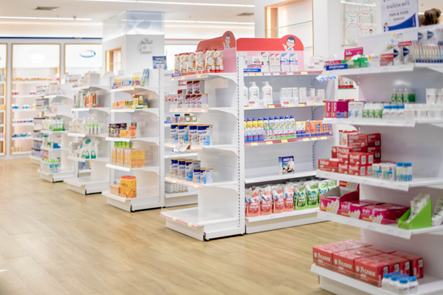 Chain Pharmacies store