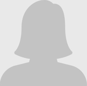 grey outline of a woman